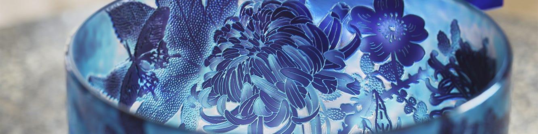 Asprey Four Seasons Vase lifestyle